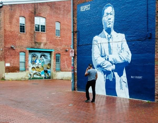 Fine art conceptual urban photograph