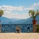 Fine art conceptual photography of mountain landscapes, color