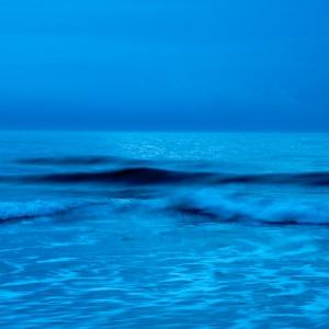 Fine art ocean side photography, color