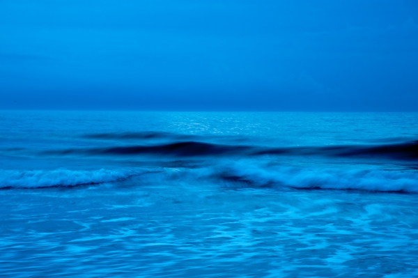 Fine art ocean side photography, color