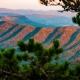 Binhammerphotographs mountain sunset